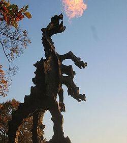 The Dragon of Krakow