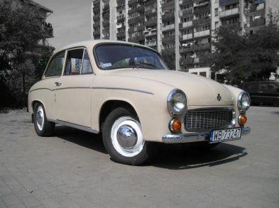 Syrena Car
