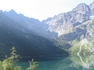Poland's beautiful Tatra Mountains