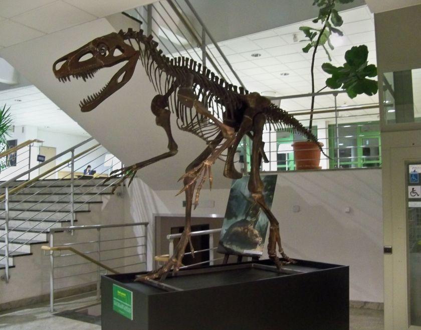 Smok Wawelski dinozaur