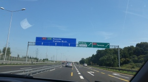 Expressways like this have popped up across Poland, drastically improving commute times.