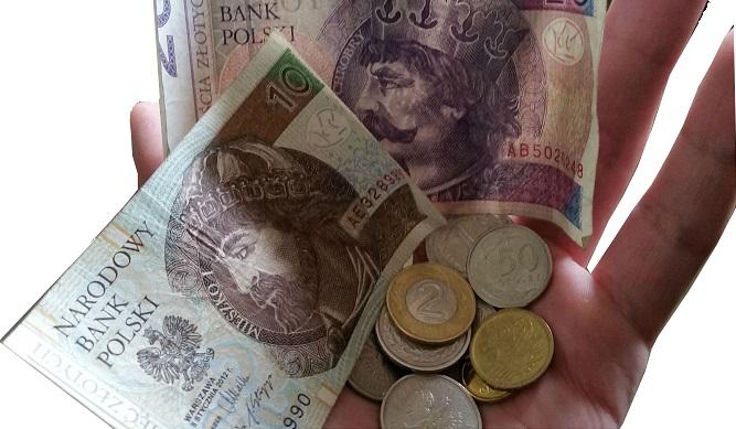 Polish monies