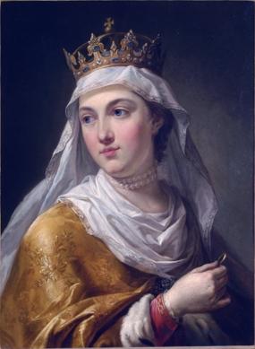 Jadwiga the female king