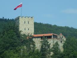 town-Wytrzyszczka castle