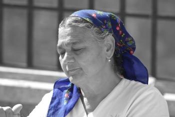 Polish grandmother
