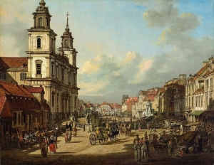Bellotto_Church_of_the_Holy_Cross_in_Warsaw