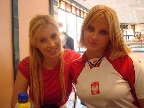 Polish sisters