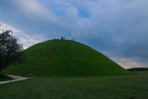 Krakus Mound View